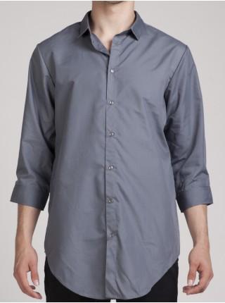 Рубашка Alpha gray