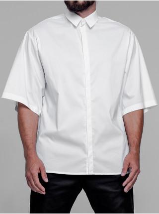 Рубашка minimalism white