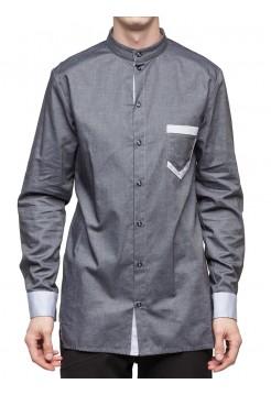Рубашка Grey- cell
