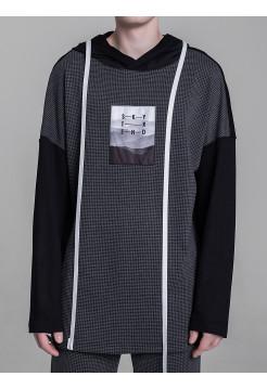 PS015 черно-серый